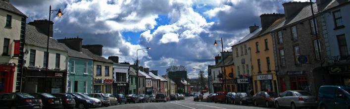 Ballaghaderreen Roscommon Destinations North West Ireland