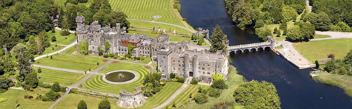 Castles, Accommodation,