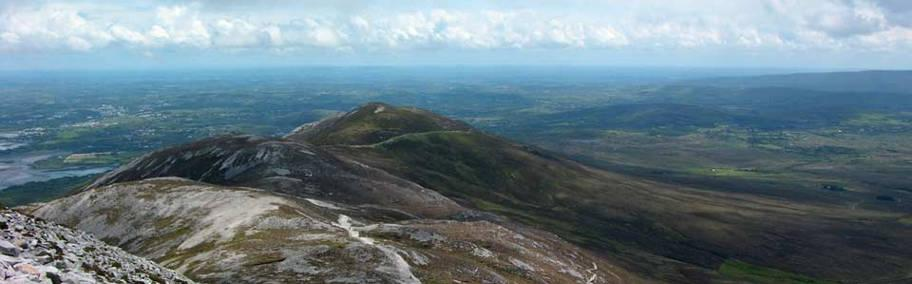 Croagh Patrick, Mayo, Destinations,