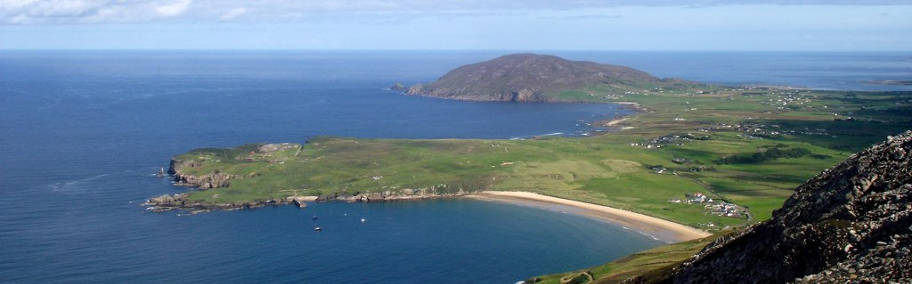 Donegal, Destinations,