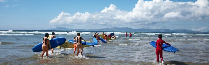 Adventure One Surf School